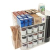 OnDisplay Acrylic Coffee Station with Drawers for Keurig® K-Cup Coffee
