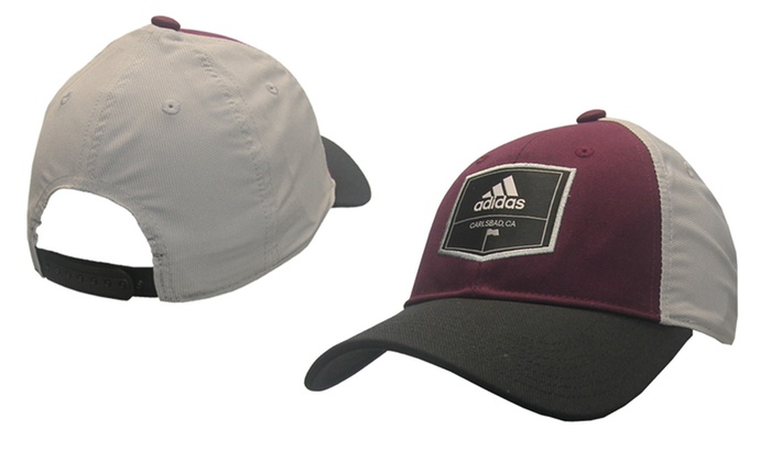 07919a7b4fa Up To 60% Off on Adidas Patch Trucker Golf Hat