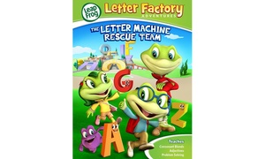 Leap Frog Educational Movie on DVD