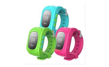 Anti-Lost Smart Watch GPS Tracker SOS Security Alarm Monitor 8a06a078-c5de-4095-9ecb-6fcad974ec9d