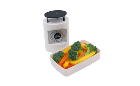 Fit Fresh Food Preparation Food Scale measures up to 16 oz. photo