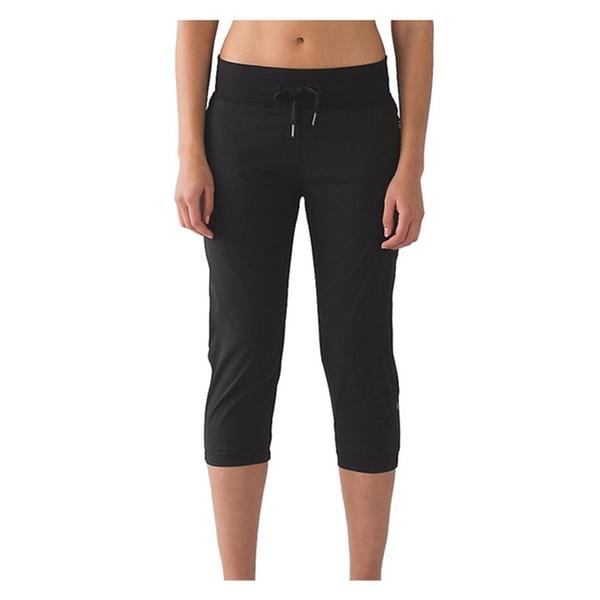 5ac25fb20 Lululemon Dance Studio Crop II UnLined Pant Black