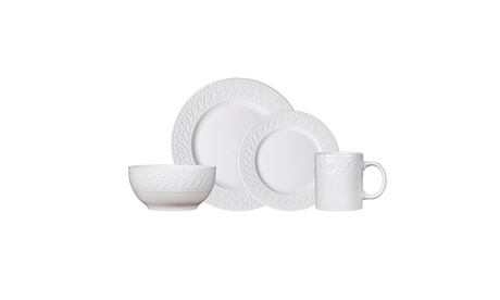 Pfaltzgraff Kensington 16 Piece Dinnerware Set da897c69-b522-4948-9d8b-a79530ef84ef