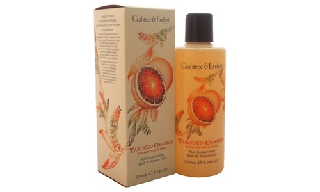 Crabtree & Evelyn Tarocco Orange Eucalyptus & Sage Skin Invigorating Bath b8ed29e8-6cf3-47c2-9c9e-864ea43d557b