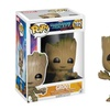 Movies Guardians of the Galaxy 2 Toddler Groot Toy Figure