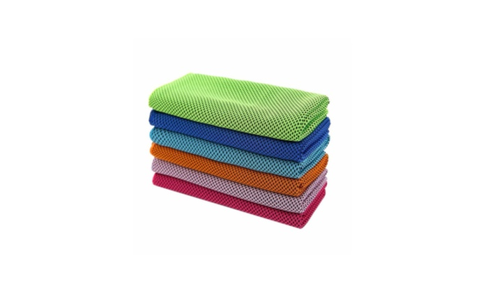 MMRM Reuseable Cooling Towel Ice Cold Cool Sport Cycling Jogging Golf