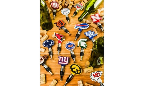 Team Sports America MLB Logo Bottle Stoppers