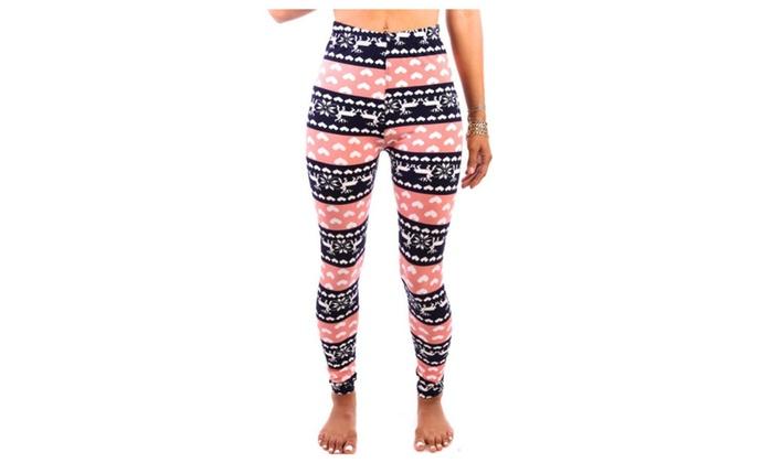 Floral Print Leggings yoga pants skinny pants