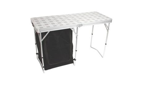 "Coleman Store More Cupboard Table 17"" x 18.8"" x 29.3"". d6b3d727-eabc-4800-b0fe-a14382b0c456"