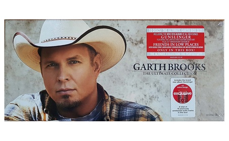 Garth Brooks The Ultimate Collection - 10 Disc Set 4b03e6b7-2341-433d-8bb6-91bd613ecaeb