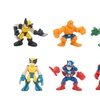 Marvel Super Heroes Action Figures the Avengers Gift Toy
