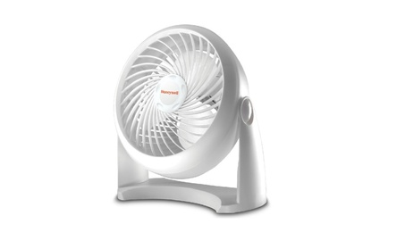 Kaz Honeywell HT-904 Tabletop Air-Circulator Fan, White b24528b2-e958-4969-9b52-28670431b7f6