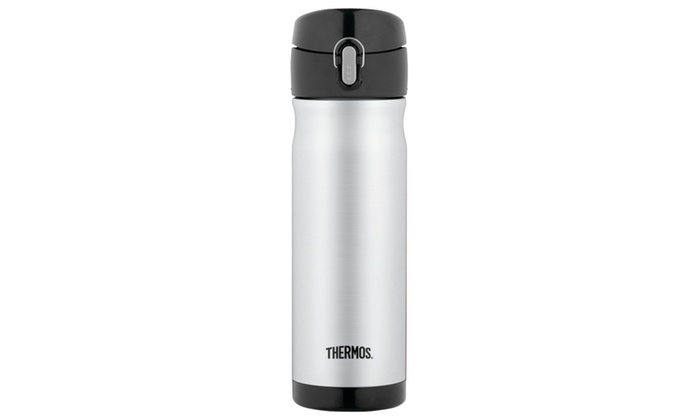 Focus Camera: Thermos 16 Ounce Stainless Steel Commuter Bottle, Silver Steel