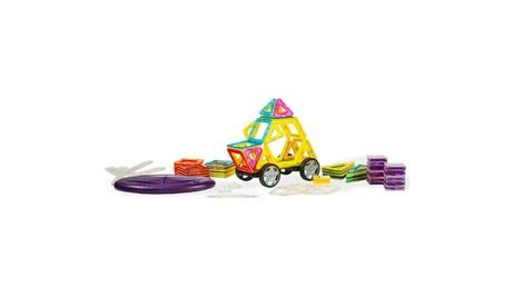 Magneticals Tile Set for Kids Stack (Magnetic Building Set) 3c77e023-892f-4e7d-a4f1-f741e0889f9f