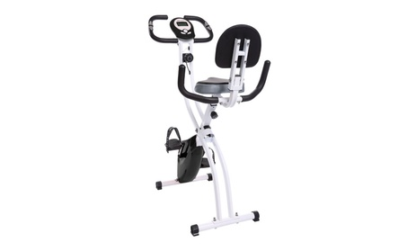 Sleek 8-Speed Contractable Exercise Bike 90b045d1-45c1-4c25-9c89-766470ce1c4f