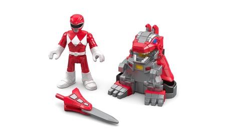 Fisher-Price Imaginext Power Rangers Battle Armor Red Ranger 01576941-fd10-4d8d-9650-1ef4f00606a5