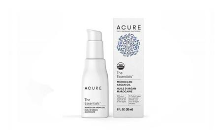 Acure The Essentials Argan Oil, 1 Fluid Ounce