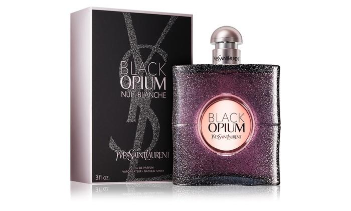 6c43a277ba8 Yves Saint Laurent Black Opium Nuit Blanche 3 OZ 90 ML EDP For Women