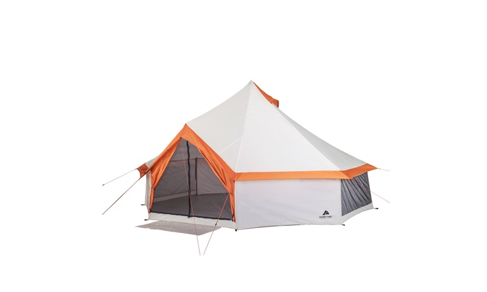 Ozark Trail, 8 Person Yurt Camping Tent