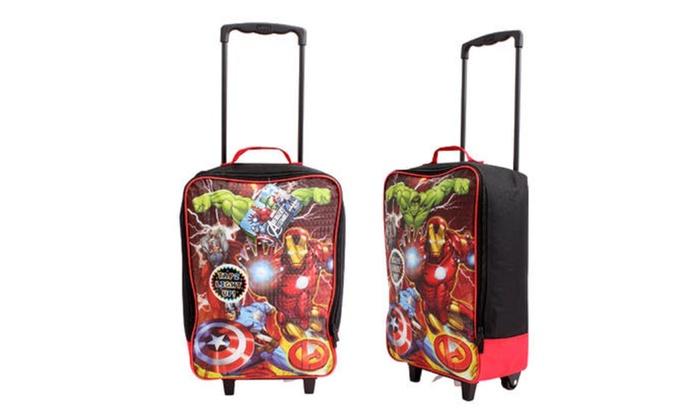 "Marvel Avengers Pilot Case with Lights - 18""H"
