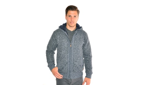 Men's Baby Sherpa Lined with Hoody 52ffa9a0-e543-42e2-816d-5b8d1a21b650
