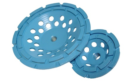 Diamond Products 70360 Core Cut Star Blue Double Row Cup Grinder 3591f526-f3cd-46b1-b4a0-520193616cb5