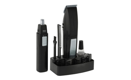 Mustache & Beard Trimmer With High-Carbon Steel Blades 30bb6e61-2e6b-44a1-addb-59bf20b69ea4