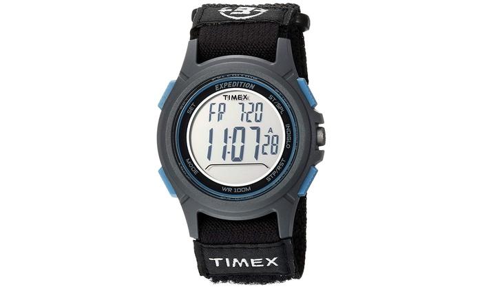 611b90f73d4 Timex Expedition Nylon Mens Watch TW4B10100