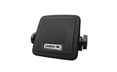 7 Watt Ext Speaker Stereo Plug For Scanner & Cb Compat