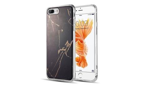 Iphone 8 / 7 Plus Sparkling Marble Imd Soft Tpu Case 58aeb8f9-06df-4ade-9c08-2866e63400d1
