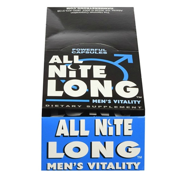 all nite long dietary supplement