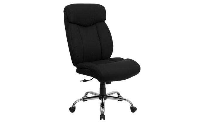 Hercules Series 400 Lb Capacity Tall Executive Swivel Office Chair