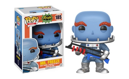 Funko Pop Heroes: Batman Classic Tv Show Mr Freeze Vinyl Figure 2ba32d2b-add0-4fbb-a9f7-60410c65ae76