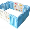 Baby Playpen Kids 14 Panel Safety Play Center Yard Home Indoor Outdoor