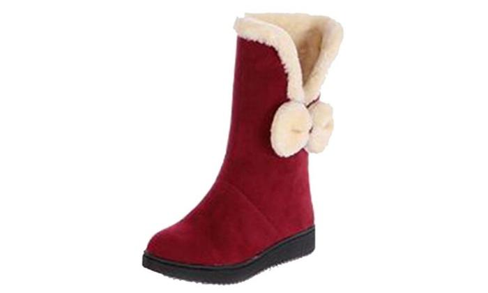 Laruise Women's Snow Boots