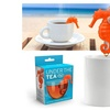 Fred and Friends Under the Tea Sea Horse Silicone Tea Infuser