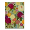 Carrie Schmitt 'Secret Garden' Canvas Art