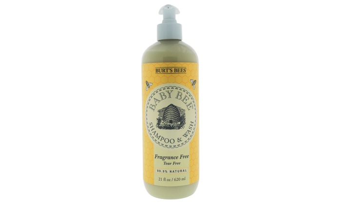 299b81c07 Burt s Bees Baby Bee Shampoo   Wash Fragrance Free Shampoo   Body ...