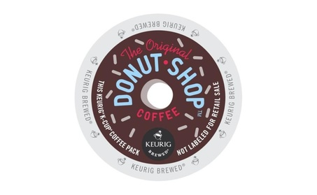 Coffee People K-Cup Medium Roast Donut Shop Coffee 5c7e873f-2d5a-47f0-8291-e0f06d529d6f