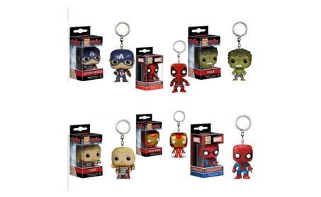 Pocket Keychain Key Ring Dancing Groot Civil War Ant-Man Suicide Squad a31fa610-0a61-4da8-aa36-48f0f234f772