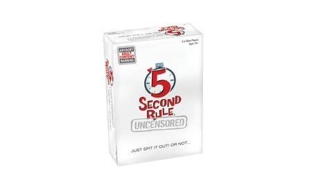 5 Second Rule® Uncensored 7427 99012c73-3904-451c-8d00-dca6d7ba2aa0