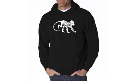 Men's Hooded Sweatshirt - Monkey Business 5441d4aa-13ee-4036-83b8-eb99270dd02e