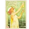 Privat Livemont Absinthe Robette Canvas Print