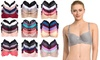Women's 6-Pack Fashion Bras (Multiple styles available)