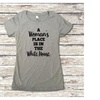 A Woman's Place Is In The White House Women's Tee