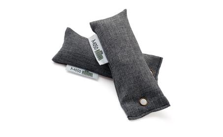 Mini Moso Natural Air Purifying Bags, Shoe Deodorizer and Odor Elimina 1d1cadee-3298-471f-80c3-cd6ae9600882