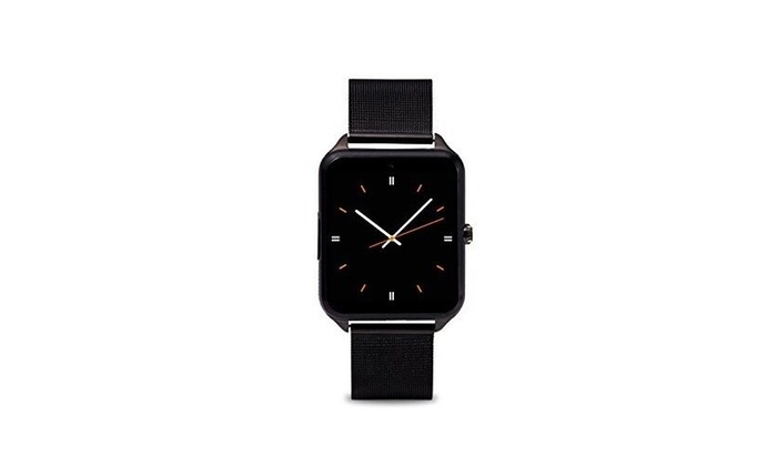 sports shoes 413b9 515a7 Up To 57% Off on Bluetooth Smart Wrist Watch S... | Groupon Goods