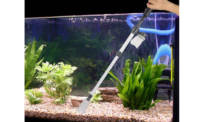 Up To 13 Off On Tank Gravel Cleaner Filter Groupon Goods