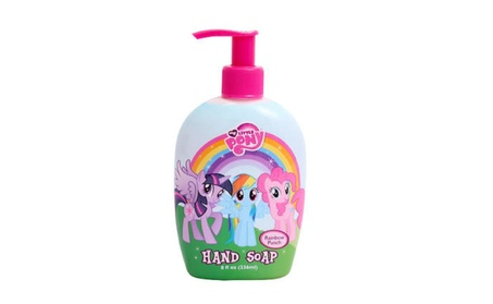 My Little Pony Kids Hand Soap Size 8 Oz - Rainbow Punch 0dcbdee5-cc1d-495c-9949-d411d0aaae65