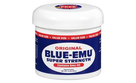 Blue Emu Original Analgesic Cream, 12 Ounce (Packaging May Vary) ea74f4e8-e45d-4362-9913-52f104d5eb72